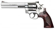 "Revolveris SMITH & WESSON  Mod. 686 PLUS Deluxe 6"" .357Mg. Inox"