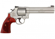 "Revolveris SMITH & WESSON  Mod. 686 International - Distinguished Combat Magnum 6"" .357Mg. Inox"