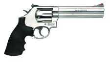 "Revolveris  SMITH & WESSON  Mod. 686 Distinguished Combat Magnum 6"" .357Mg. Inox"