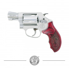 SMITH & WESSON 637 ENHANCED ACTION, .38 SP+P