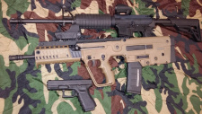 Extreme shooting kit for two II