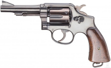 Revolver SMITH & WESSON Victory 1944?, .38S