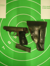 SAUER 38, 7,65 mm Browning