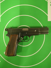 BROWNING FN HP, 9 mm LUGER