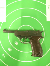 WALTHER P38, 9x19