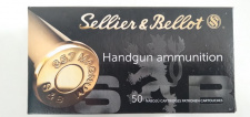 .357Mg. 158grs, Sellier&Bellot