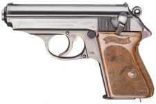 Pistoletas WALTHER PPK 1944?, 7.65 mm Browning