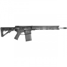 "DIAMONDBACK DB10 Sniper Rifle 18"" Inox Fluted Rail Keymod 7.62x51 NATO Black"