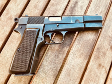 Pistol BROWNING FN HP 1941, 9x19
