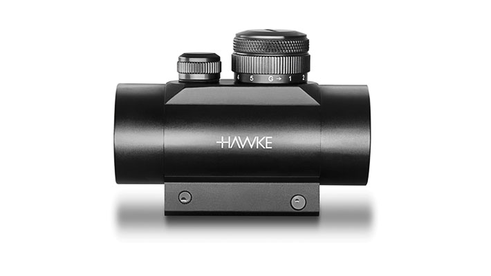 Hawke Red Dot 1x30 Weaver kolimatorius