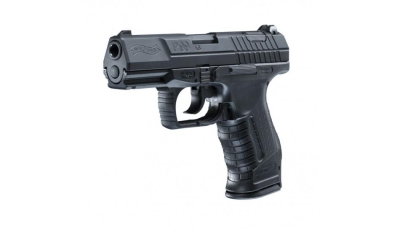 Pistoletas WALTHER P99 AS, 9x19