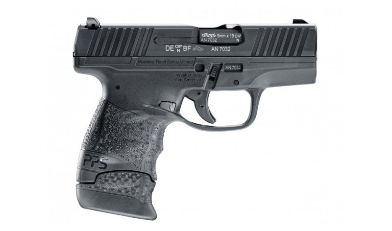Pistoletas WALTHER PPS M2, 9x19